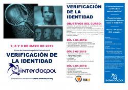 CORSO - VERIFICACIÓN DE LA IDENTIDAD