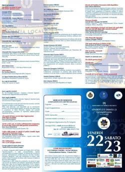 IX Seminario Giuridico Tecnico Casoria 22-23 gennaio 2016
