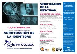 VERIFICACIÓN DE LA IDENTIDAD