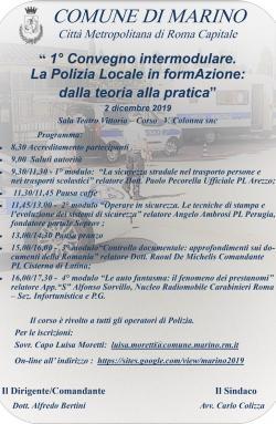 CORSO - La Polizia Locale in FormAzione dalla teoria alla pratica